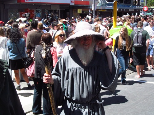 Gandalf the lecherous