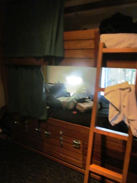 Fancy shmancy bunks