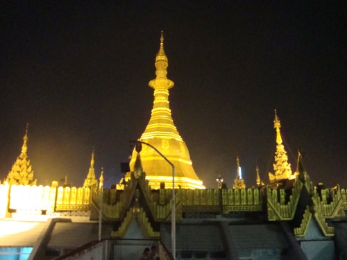 Sule Pagoda, Yangon.