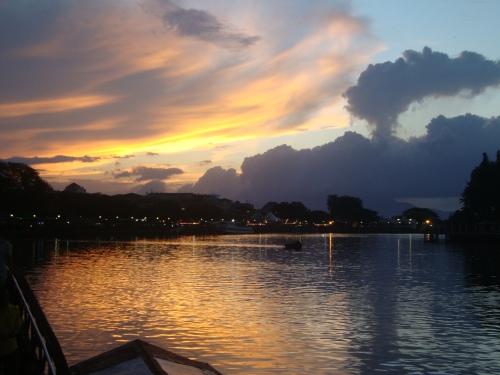 Sarawak River, Kuching.