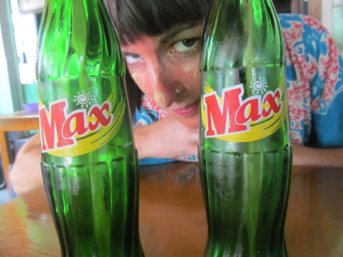 Max Sparkling - So good that Rach had some.  8/10