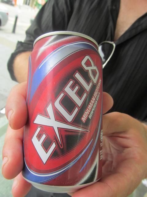 A Coke-like product.  6/10