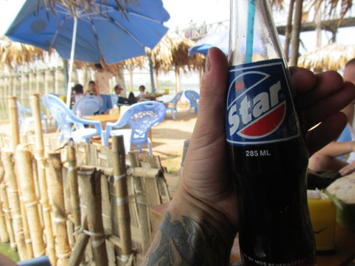 Star Cola.  Dependable, decent cola.  5/10
