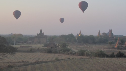 Good morning Myanmar!