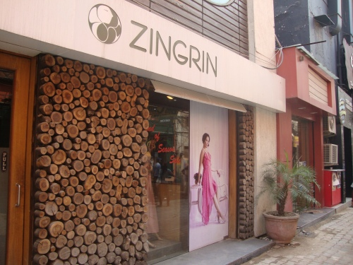Shiny shop, Khan Market