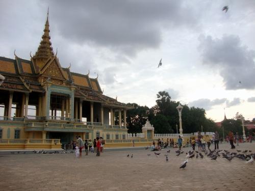 Royal Palace, Phnom Penh.