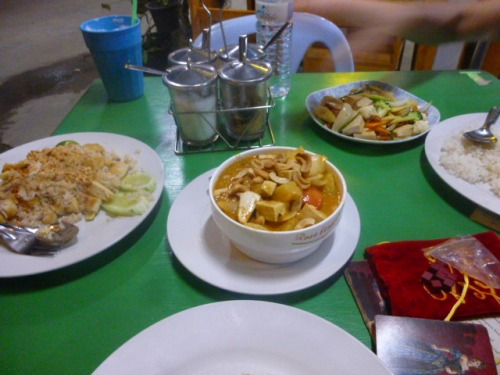 Dinners at Man U