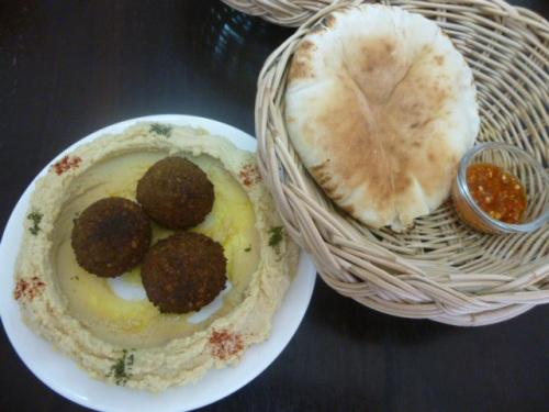 Falafel Set