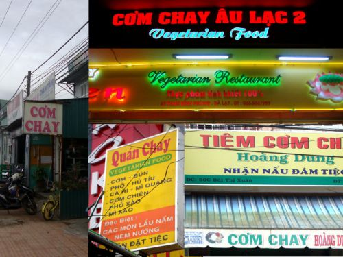 Com Chay, Com Chay everywhere!