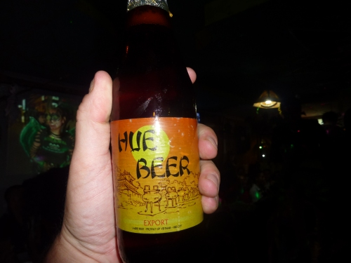 Hue Beer - Good stuff