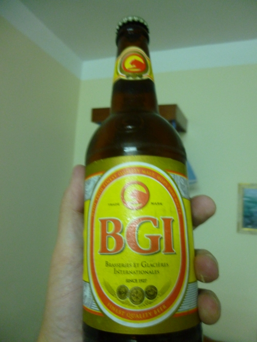 "BGI - Doesn't stand for ""Barely Good, Innit?"" but maybe should."