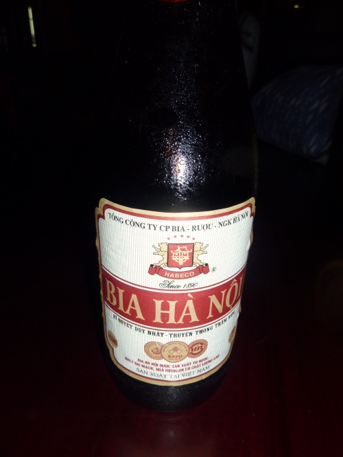 Bia Ha Noi: Our favorite beer in SEA