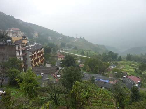 Sapa views