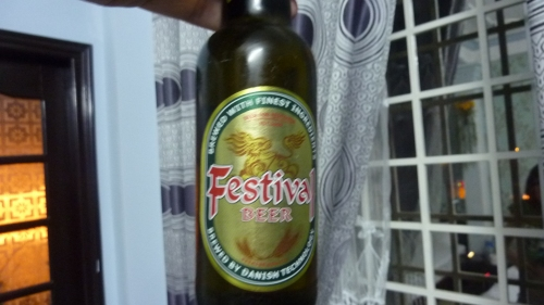 Festival Beer:  Full of that Skunky Euro Flavor