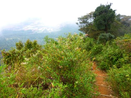 Hiking Lang Biang