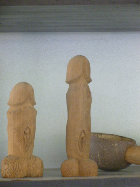 Phallic Vajayjay ... or is it the other way around?