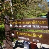 Ang Ka Nature Trail aka Michael