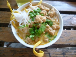 Unlimited Vegan Khao Soi