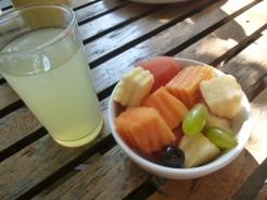 Fruit portion