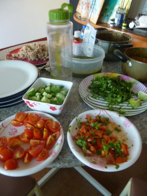 Half-assed Burmese Salad