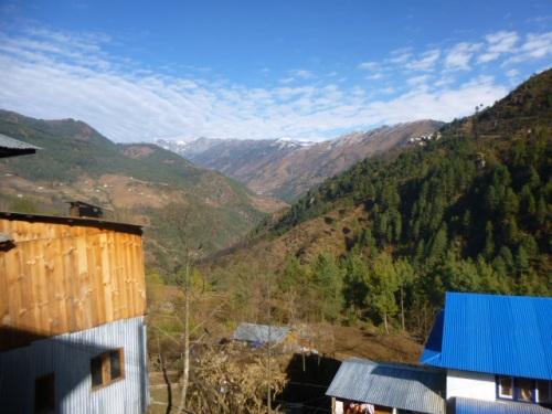 Views from Salleri