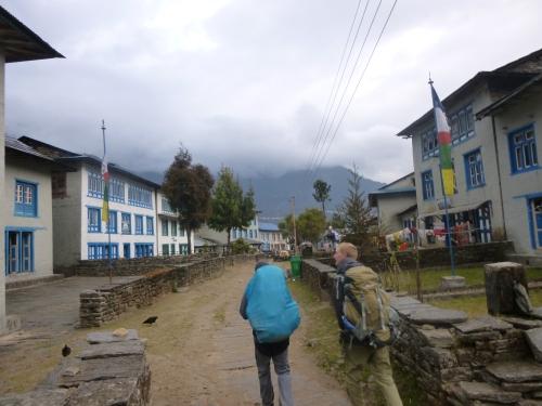 Walking into Nunthala