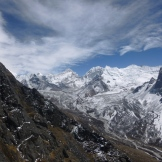 Dingboche Ri views