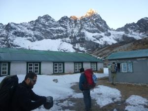 "The ""town"" of Dzongla"