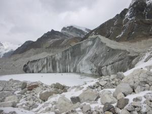Weird glacial thingies