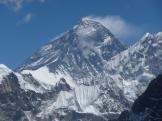 Mt Everest Closeup