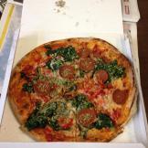 Express Pizza -- pepperoni