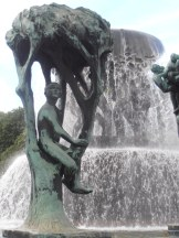 Frogner Park Fountain