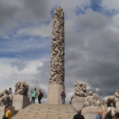 Frogner Park - The Monolith