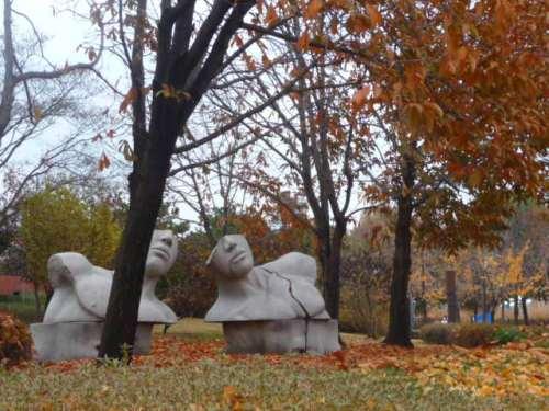 Olympic Park - Autumn