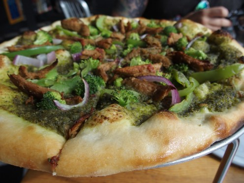 Sizzle Pie Vegan Pizza