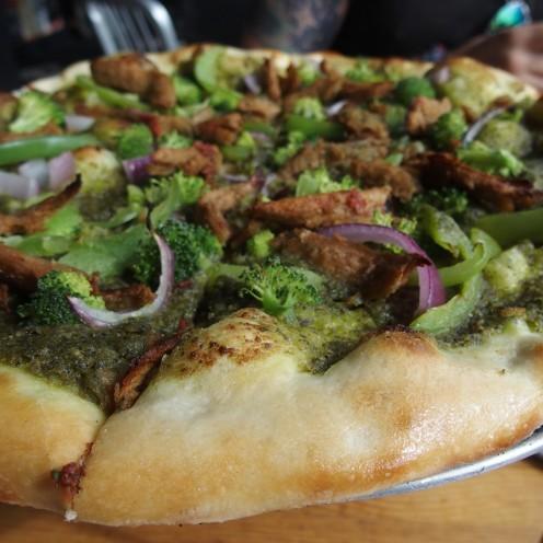 Sizzle Pie Vegan Pizza