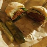 New Seasons Vegan Sandwich