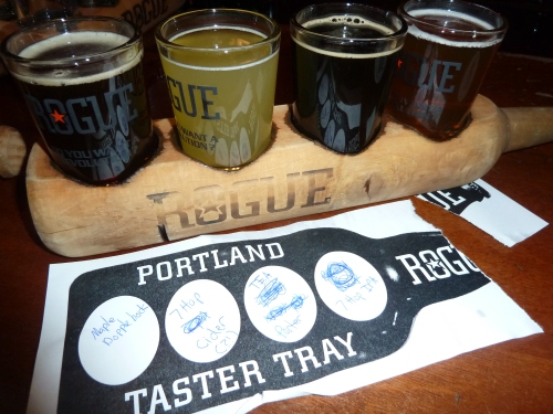 Brewery Sampler