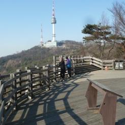 Namsan Viewing Tower