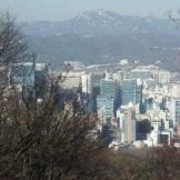Seoul from Namsan