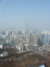 Namsan: View of Seoul
