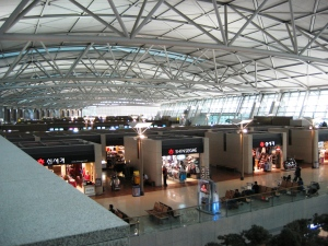 Korea-Incheon-International-Airport-Deperture-lobby-overview