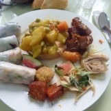 Loving Hut Deliciousness