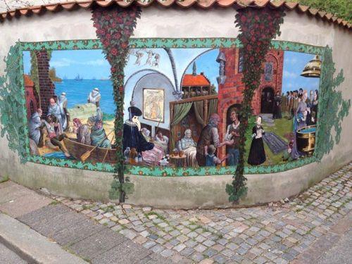 Danish street art