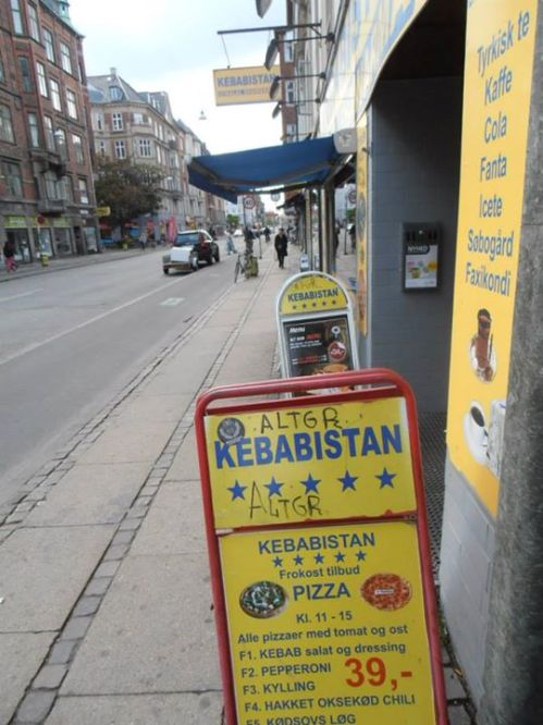 Kebabistan - Copenhagen